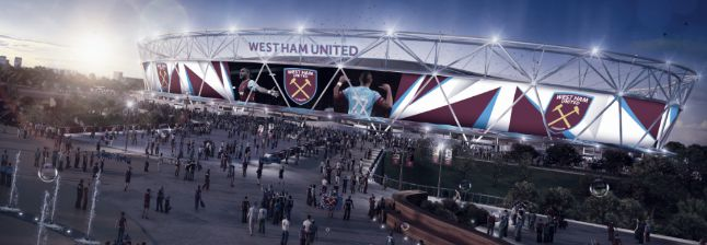 Olympisch Stadion - West Ham United