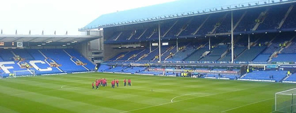 Goodison Park - Everton