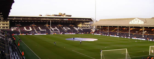 Craven Cottage - Fulham
