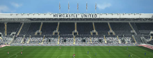 St James Park - Newcastle United